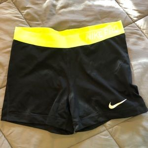 Nike Pro Shorts - Sz Lg